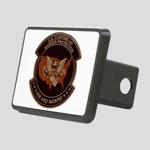 Border Patrol Air and Sea Rectangular Hitch Cover