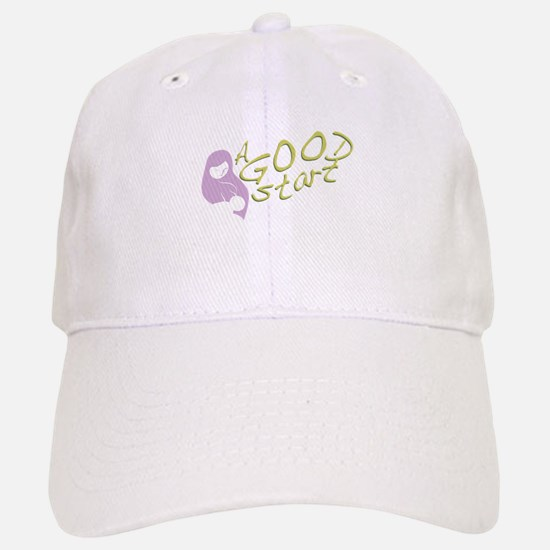A Good Start Baseball Baseball Baseball Cap