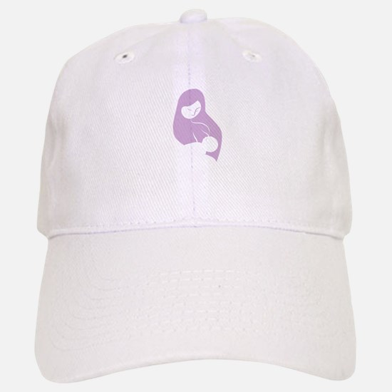 Mother & Baby Baseball Baseball Baseball Cap