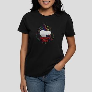 Hippos Rule Women's Dark T-Shirt