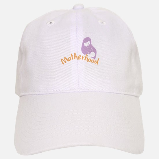 Motherhood Baseball Baseball Baseball Cap