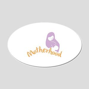 Motherhood Wall Decal