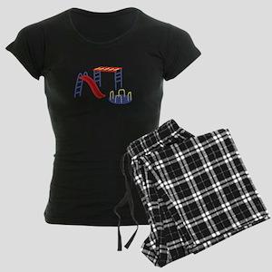 Playground Equipment Pajamas