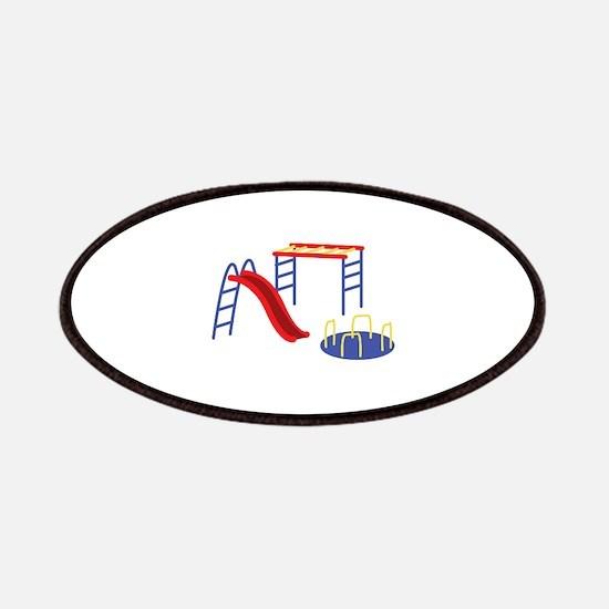 Playground Equipment Patch