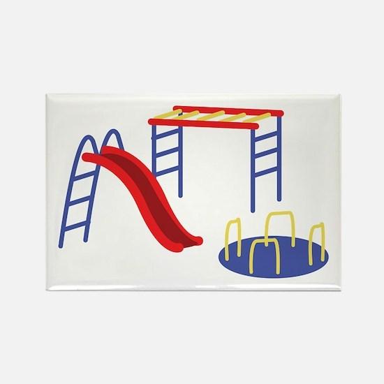 Playground Equipment Magnets