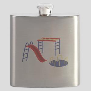 Playground Equipment Flask