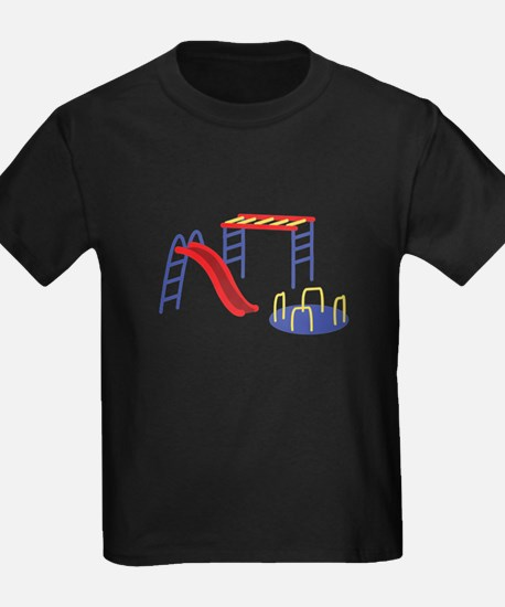 Playground Equipment T-Shirt