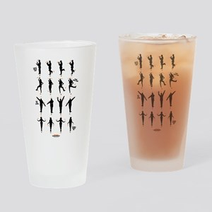 Arrested Development Chicken Dance Drinking Glass