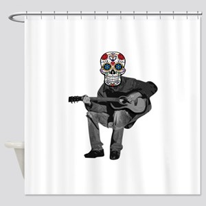 PLAY IT ALL Shower Curtain