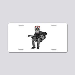 PLAY IT ALL Aluminum License Plate