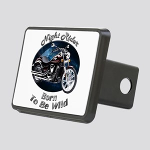 Kawasaki Vulcan 900 Custom Rectangular Hitch Cover