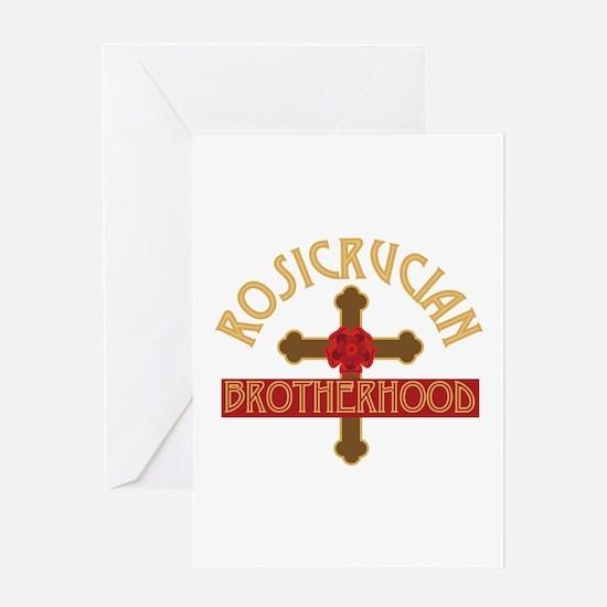 Rosicrucian Brotherhood Greeting Cards