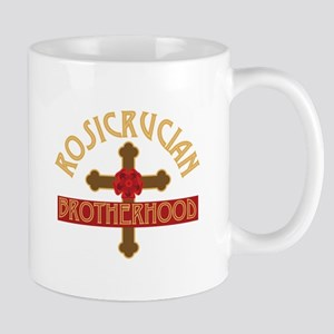 Rosicrucian Brotherhood Mugs