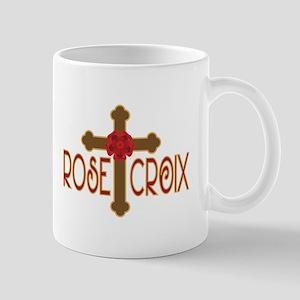 Rose Croix Mugs