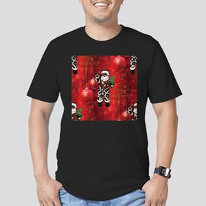 african leopard santa T-Shirt