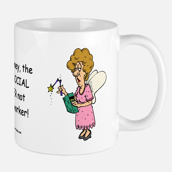 MiracleWorker Mugs