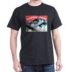 Martian Spring Water Dark T-Shirt