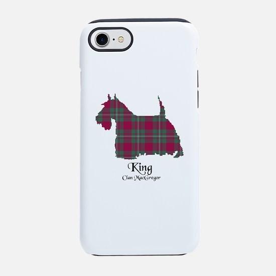 Terrier-King.MacGregor iPhone 8/7 Tough Case