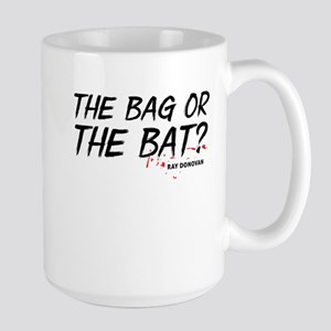 Ray Donovan: The bag or bat Mugs