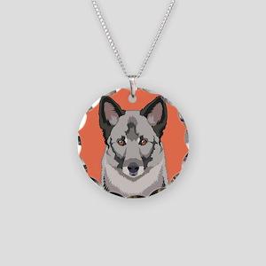 Norwegian Elkhound Necklace