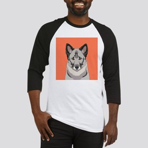 Norwegian Elkhound Baseball Jersey