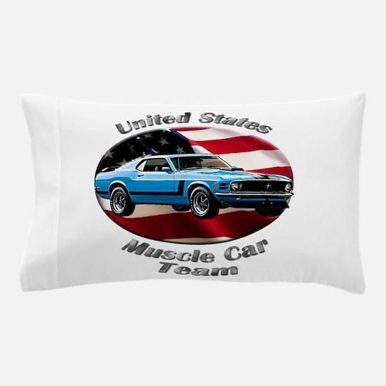 Ford Mustang Boss 302 Pillow Case