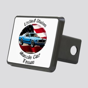 Ford Mustang Boss 302 Rectangular Hitch Cover