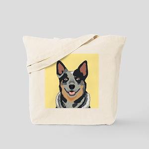 Australian Cattle Dog Tote Bag