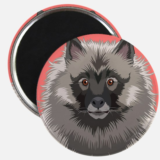 Keeshond Magnets