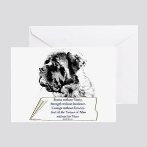 Fluffy Tribute Greeting Card