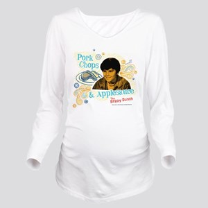 The Brady Bunch: Bob Long Sleeve Maternity T-Shirt