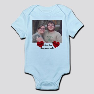 Personalize Picture Name True Love Body Suit