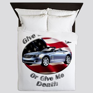 Chrysler Crossfire Roadster Queen Duvet