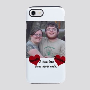 Personalize Picture Name True Love iPhone 8/7 Toug