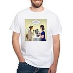 Turkey Escape White T-Shirt
