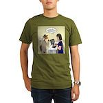 Turkey Escape Organic Men's T-Shirt (dark)