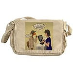 Turkey Escape Messenger Bag