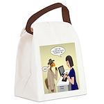 Turkey Escape Canvas Lunch Bag