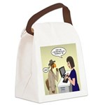 Turkey Escape Canvas Lunch Bag