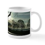 Sunset Silhouette Mugs