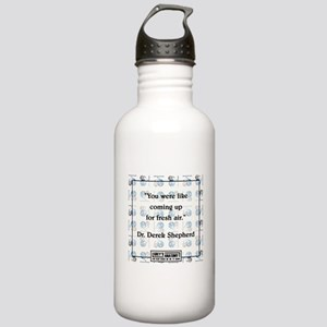 FRESH AIR Stainless Water Bottle 1.0L
