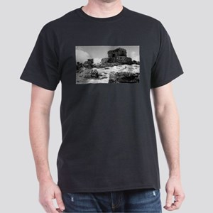 Temples of Tulum. T-Shirt