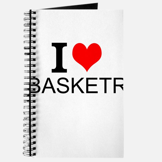I Love Basketry Journal
