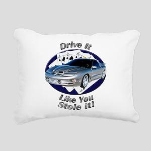 PontiacTrans Am Rectangular Canvas Pillow
