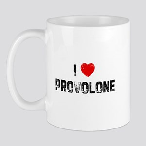 I * Provolone Mug