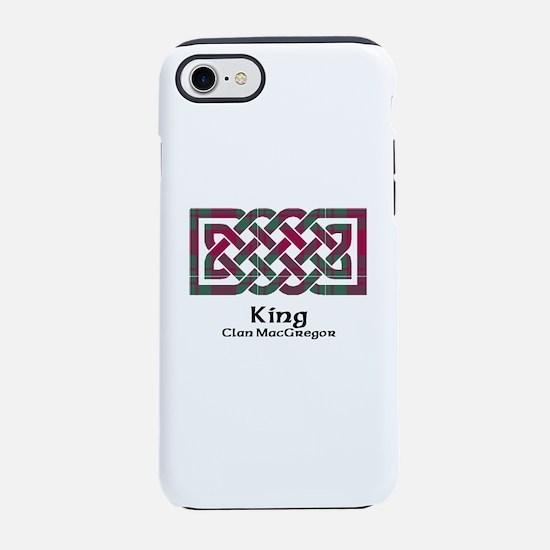 Knot-King.MacGregor iPhone 8/7 Tough Case