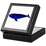 Bowhead Whale Keepsake Box
