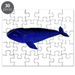 Bowhead Whale Puzzle