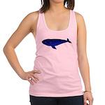 Bowhead Whale Racerback Tank Top