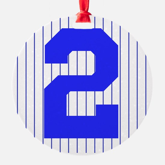 PINSTRIPES #2 Ornament